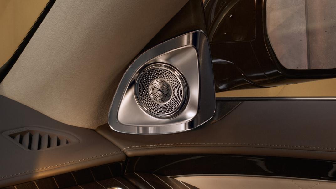 2021 Mercedes-Benz S-Class Interior 013