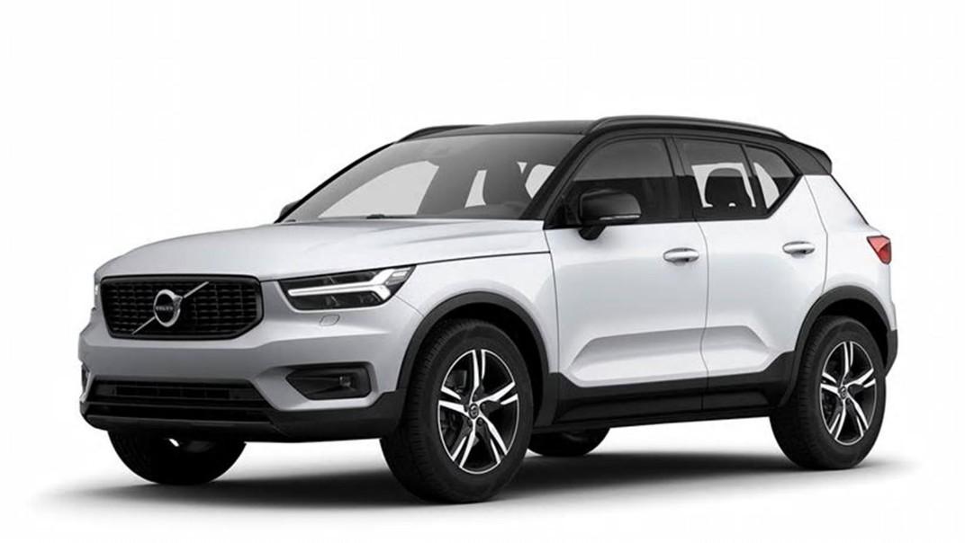 Volvo XC 40 2020 Exterior 015