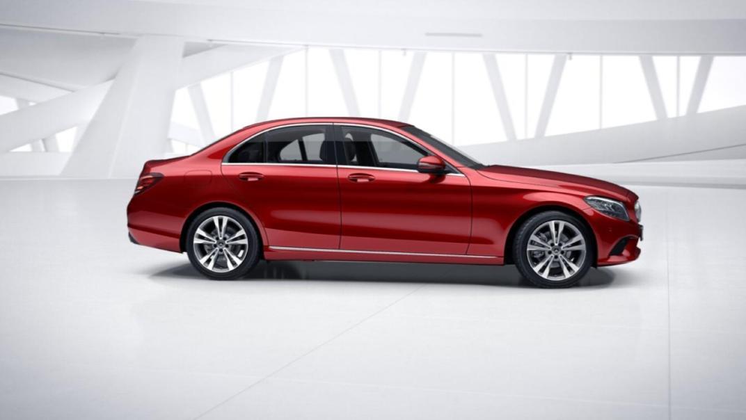 Mercedes-Benz C-Class Saloon 2020 Exterior 019