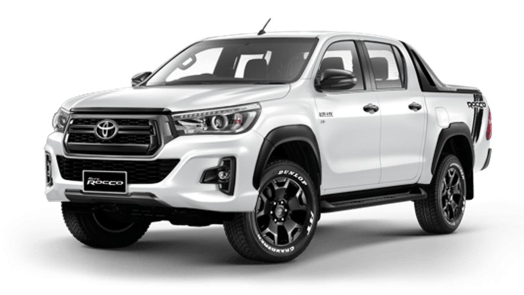 Toyota Hilux Revo Double Cab Public 2020 Others 010