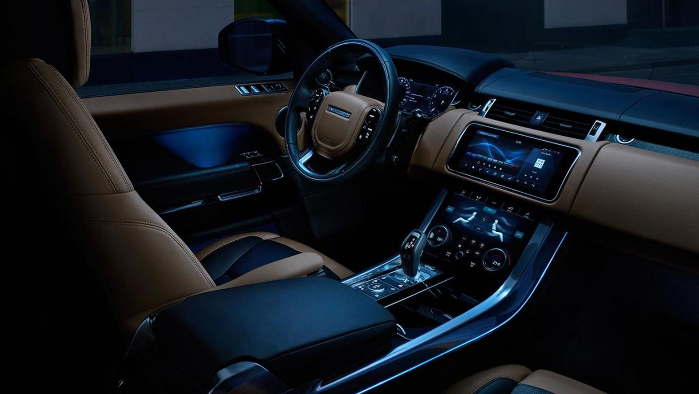 Land Rover Range Rover Sport 2020 Interior 002