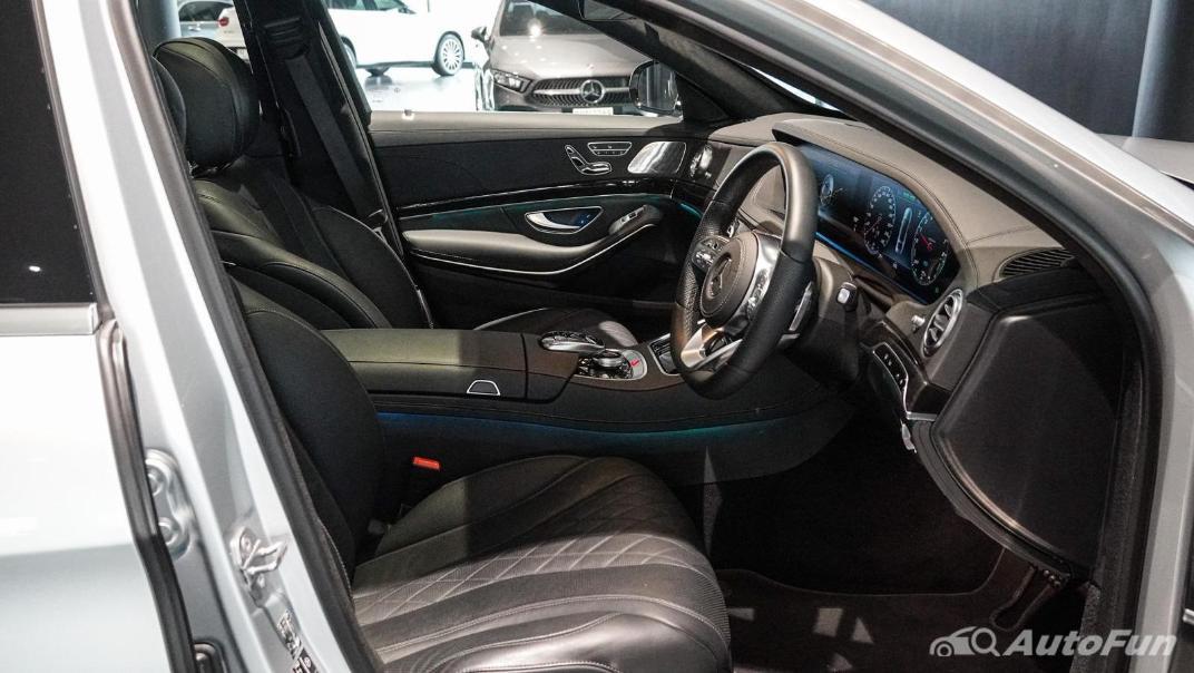 Mercedes-Benz S-Class S 560 e AMG Premium Interior 048