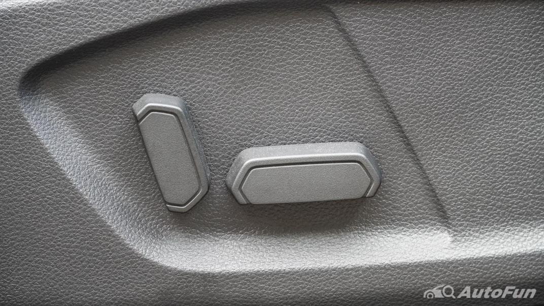 Ford Ranger Raptor 2.0L EcoBlue Interior 058