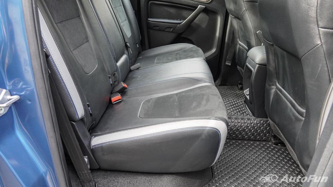 Ford Ranger Raptor 2.0L EcoBlue Interior 056
