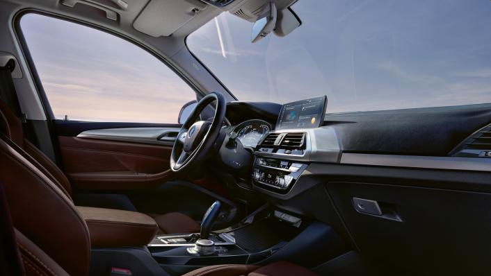 2021 BMW iX3 M Sport Interior 002