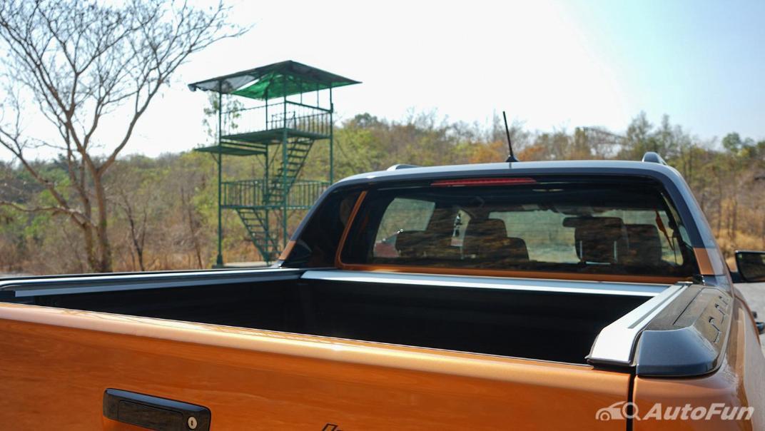 2020 Ford Ranger Double Cab 2.0L Turbo Wildtrak Hi-Rider 10AT Exterior 032
