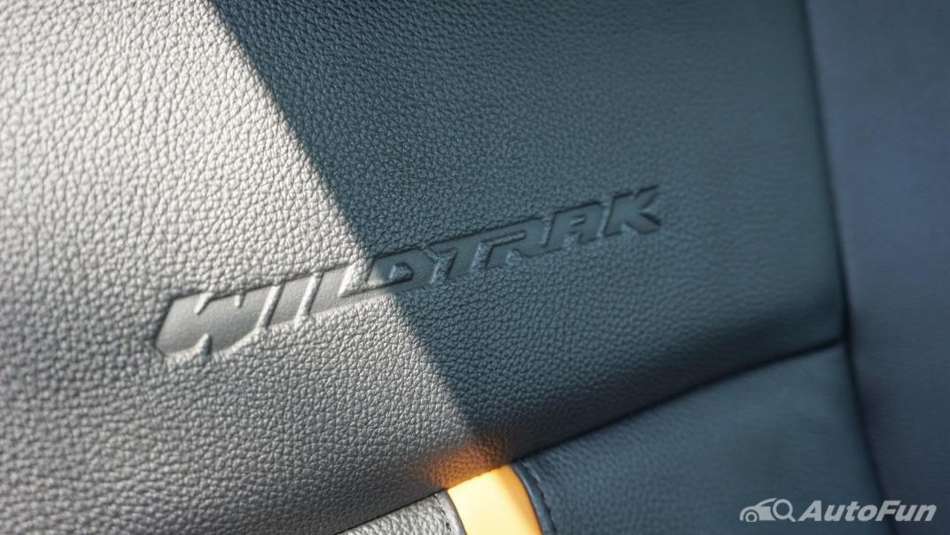 2020 Ford Ranger Double Cab 2.0L Turbo Wildtrak Hi-Rider 10AT Interior 032