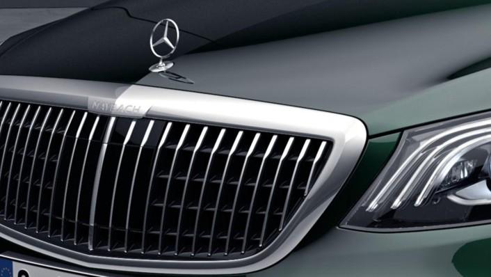 Mercedes-Benz Maybach S-Class Public 2020 Exterior 006