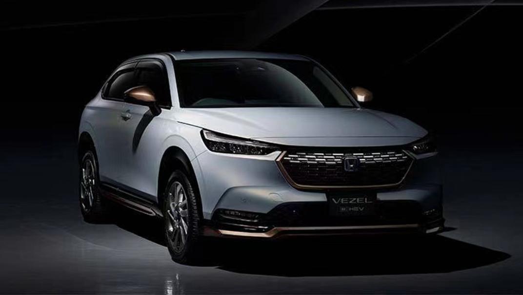 2021 Honda HR-V Upcoming Version Exterior 005