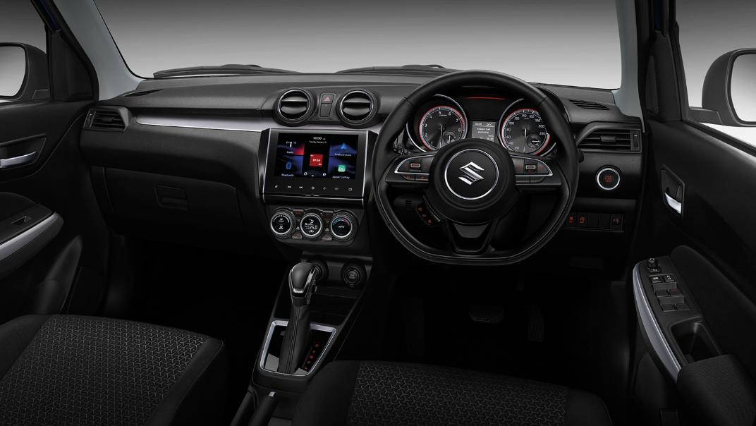 2021 Suzuki Swift Interior 001