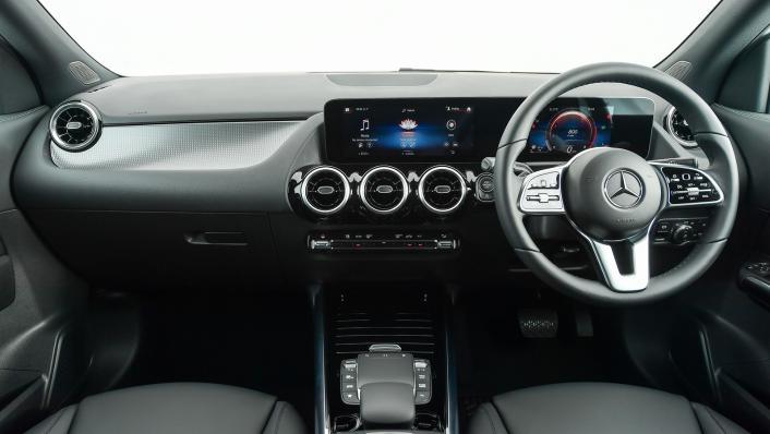 2021 Mercedes-Benz GLA-Class 200 Progressive Interior 006