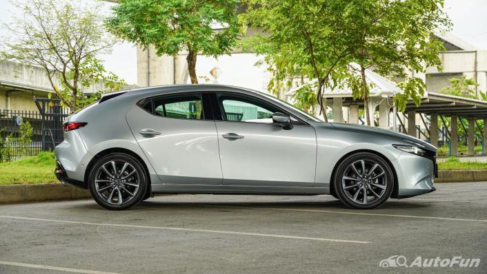2020 Mazda 3 Fastback 2.0 SP Sports Exterior 004