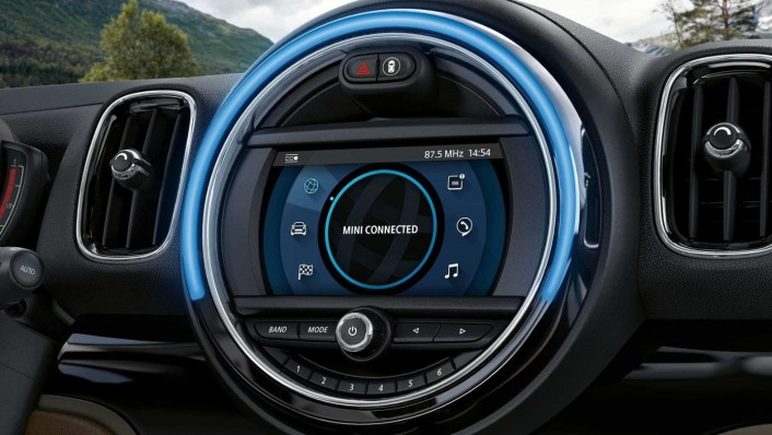 Mini Countryman 2020 Interior 007