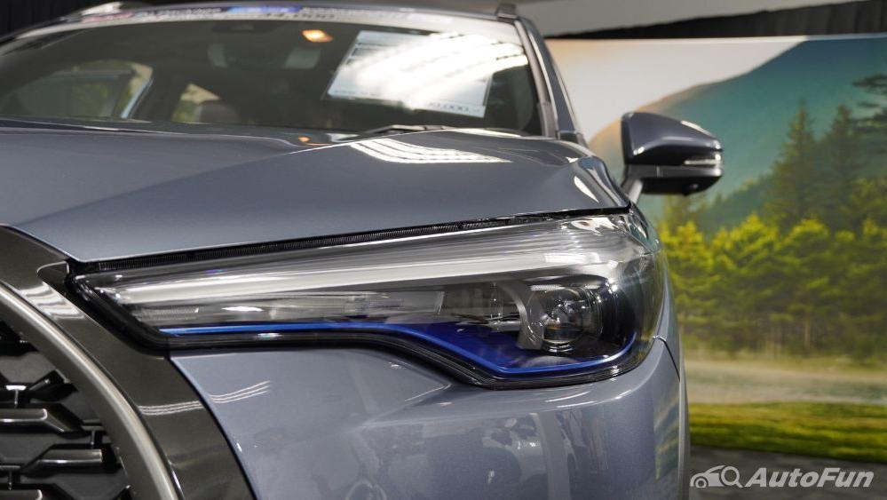 Toyota Corolla Cross Exterior 031