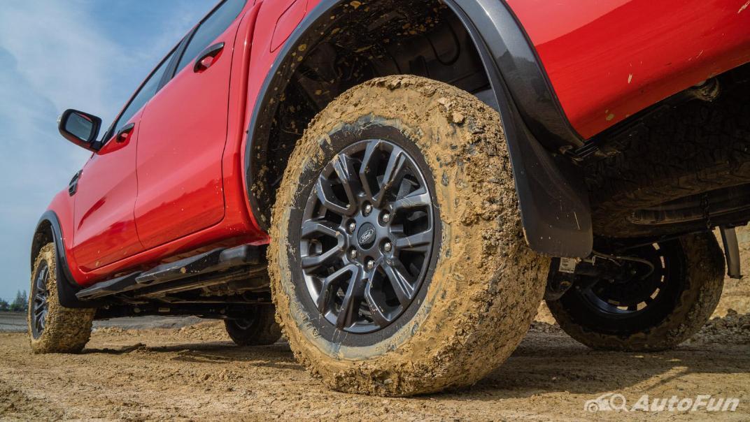 2021 Ford Ranger FX4 MAX Exterior 031