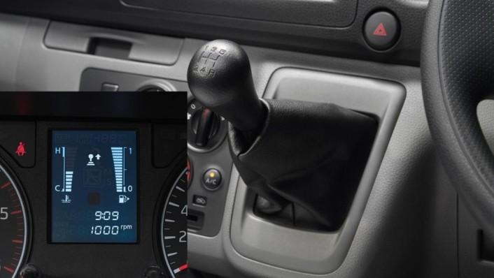 Nissan Urvan 2020 Interior 005