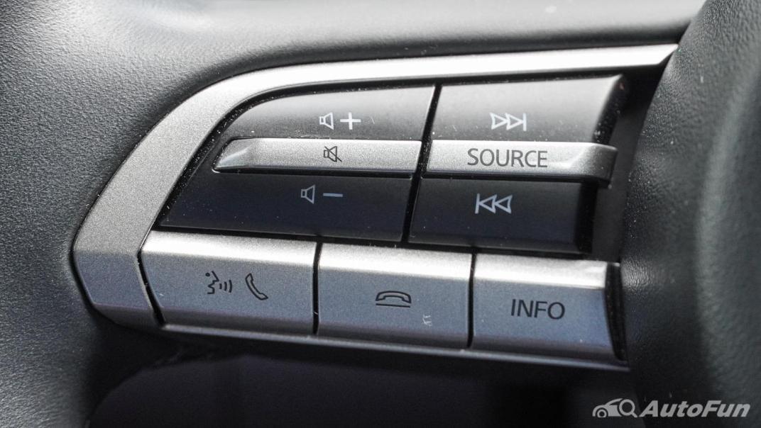 2020 Mazda CX-30 2.0 C Interior 013