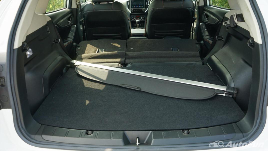 2019 Subaru XV GT Edition Interior 049