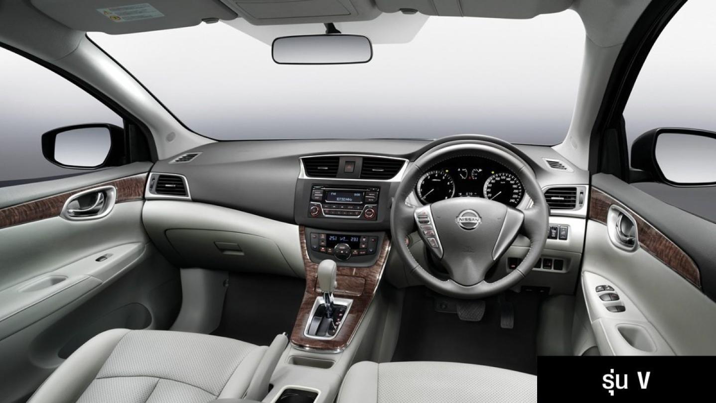 Nissan Sylphy 2020 Interior 002