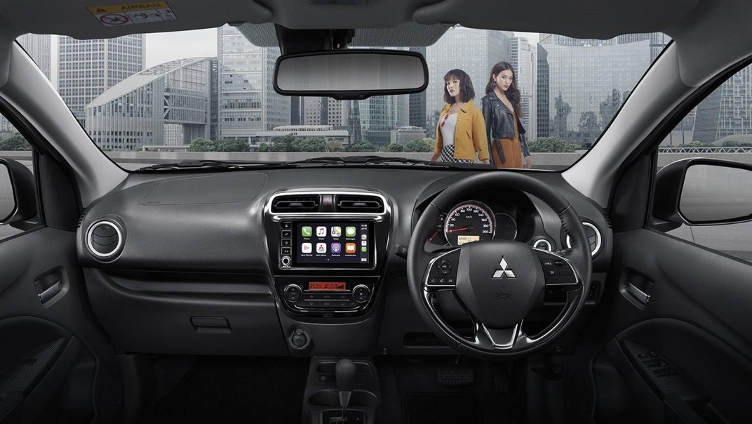 Mitsubishi Mirage 2020 Interior 001