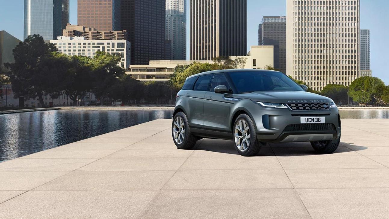 Land Rover Range Rover Evoque 2020 Exterior 003