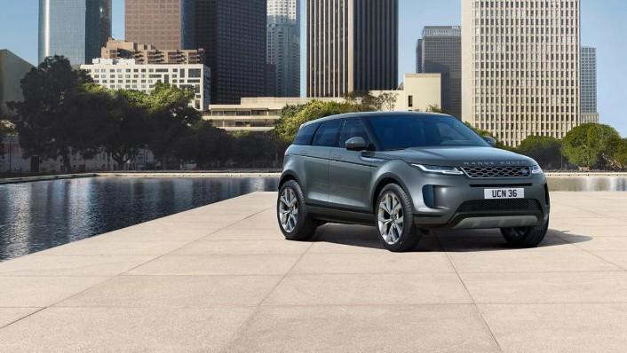 Land Rover Range Rover Evoque Public 2020 Exterior 003