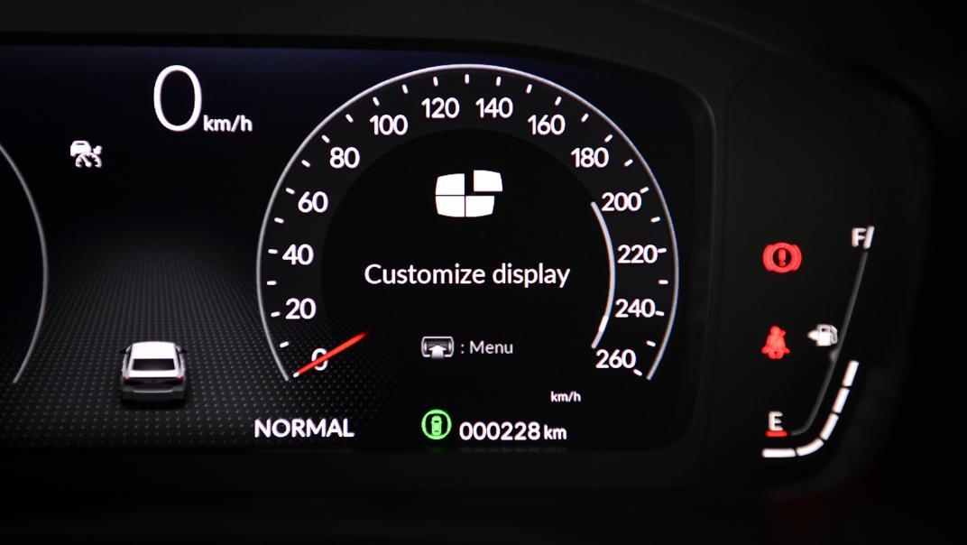 2022 Honda Civic RS Interior 053