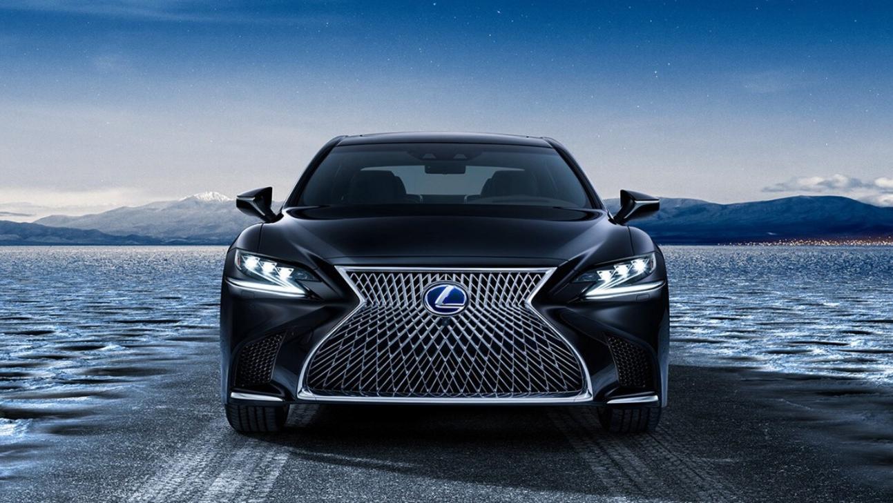 Lexus LS 2020 Exterior 021