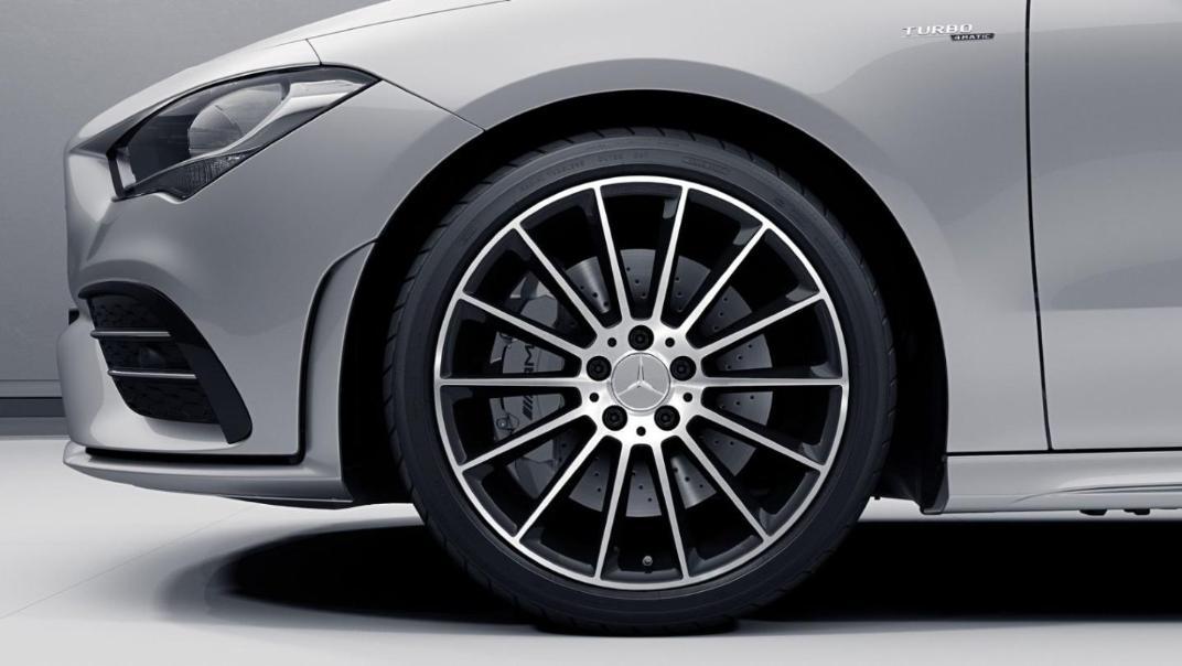 Mercedes-Benz CLA-Class Public 2020 Exterior 006