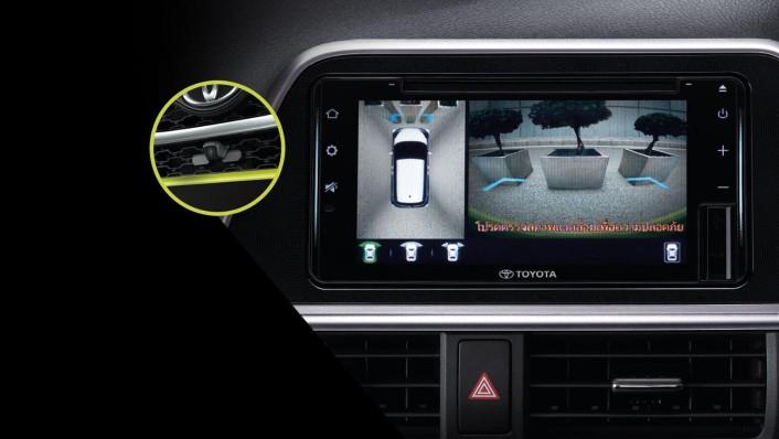 Toyota Sienta 2020 Interior 009