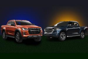 Check list : Isuzu D-Max VS Mazda BT-50 เทียบสเปคกระบะฝาแฝดตัวท็อป ต่างแค่นี้เอง...