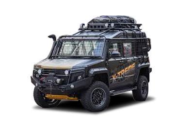 Thairung TR Transformer II 9 Seater