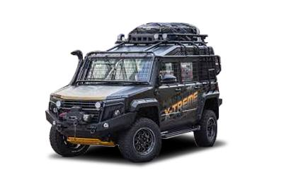 Thairung TR Transformer II 9 Seater 2.8 4WD AT