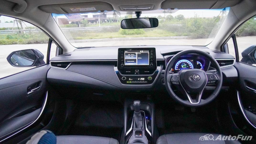 2021 Toyota Corolla Altis 1.8 Sport Interior 001