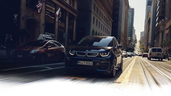 BMW I3S 2020 Exterior 001