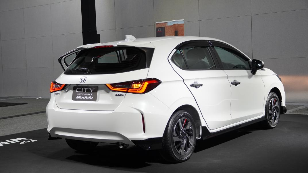 2021 Honda City Hatchback 1.0 Turbo SV Exterior 025