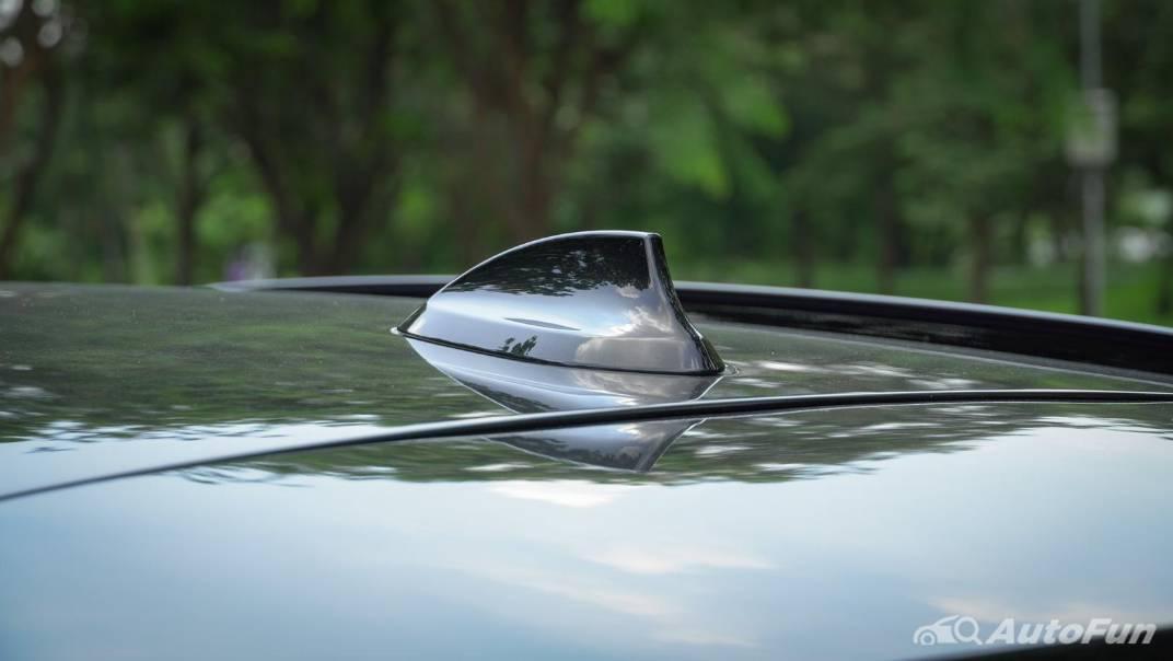 2021 BMW X1 2.0 sDrive20d M Sport Exterior 019