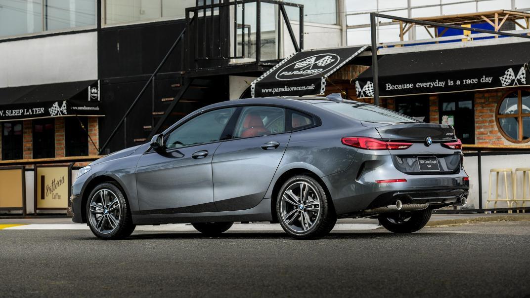 2021 BMW 2 Series Gran Coupe 220i Sport Exterior 024
