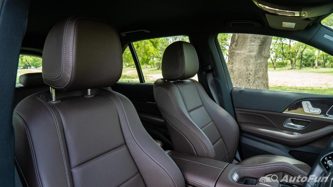 2021 Mercedes-Benz GLE-Class 350 de 4MATIC Exclusive Interior 023