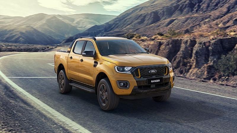 Ford Ranger Wildtrak กระบะสายพันธุ์แกร่งพลังอึด ราคาเริ่ม 9.82 แสนบาท 02