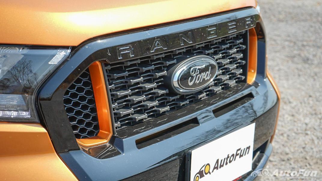 2020 Ford Ranger Double Cab 2.0L Turbo Wildtrak Hi-Rider 10AT Exterior 017