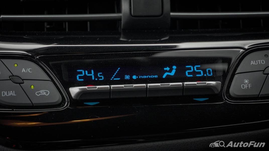 2021 Toyota C-HR Hybrid Premium Safety Interior 038