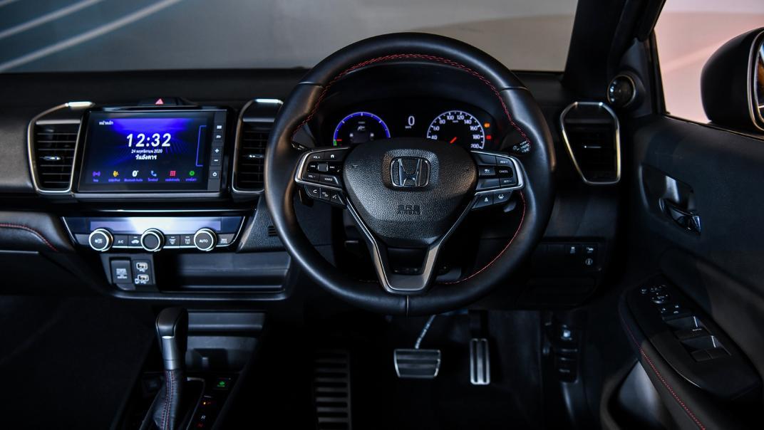 2021 Honda City e:HEV RS Interior 068