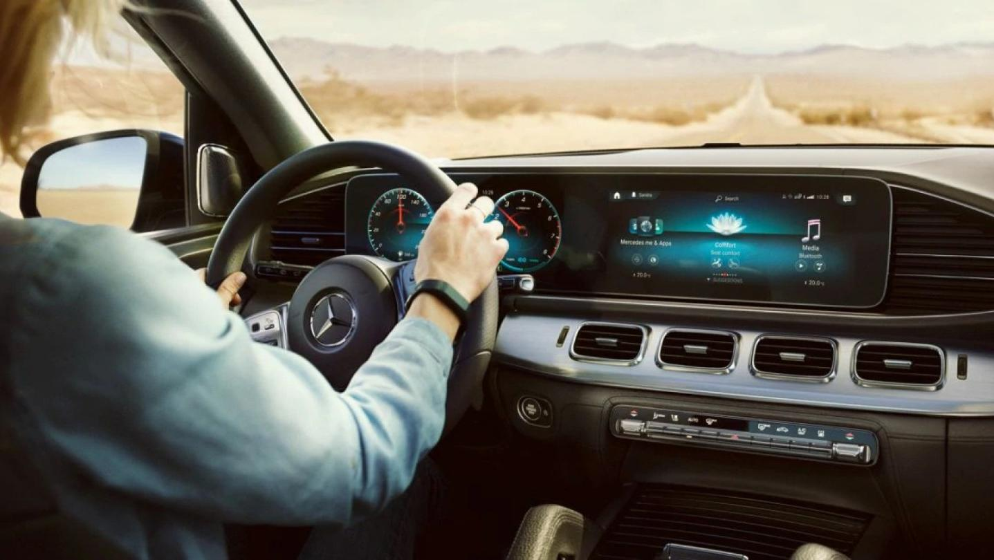 Mercedes-Benz GLE-Class 2020 Interior 015