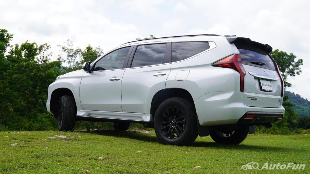 2020 Mitsubishi Pajero Sport 2.4D GT Premium 4WD Elite Edition Exterior 048