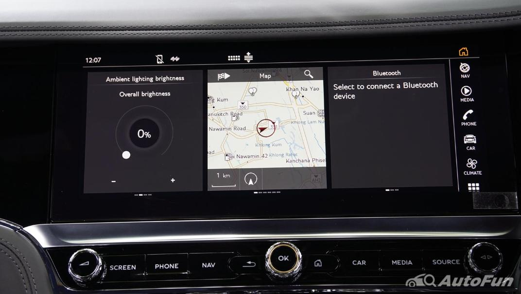 2020 Bentley Continental-GT 4.0 V8 Interior 024