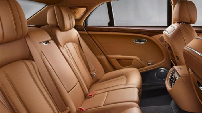 Bentley Mulsanne 2020 Interior 004