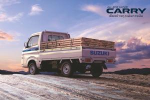 ส่องข้อดีข้อเสียก่อนเป็นเจ้าของ Suzuki Carry