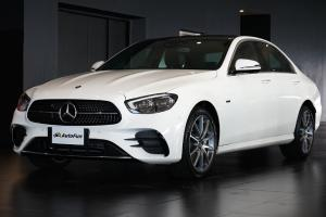 ชมคันจริง 2021 Mercedes-Benz E-Class ปรับหน้าเด็ก ทิ้งดีไซน์เดิม เริ่มต้น 3.19 ล้านบาทเอง