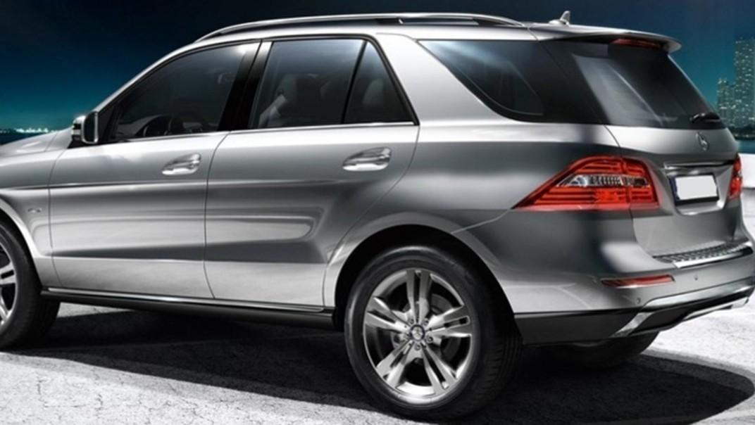 Mercedes-Benz M-Class 2020 Exterior 012